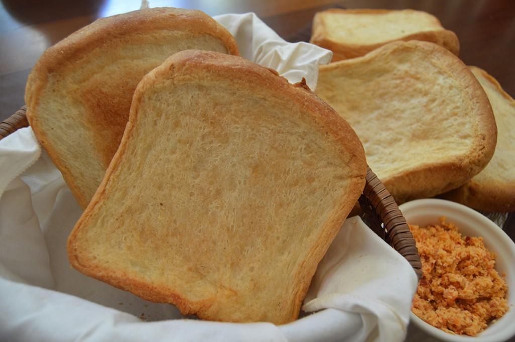 Roast Bread